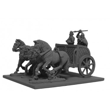 Liby-Phoenician Chariot