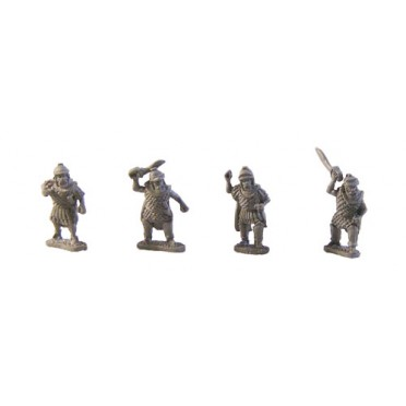 Maccabean Commanders on Foot