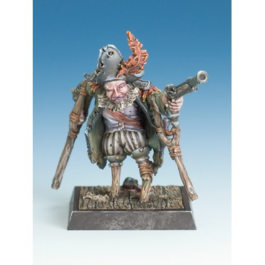Freebooter's Fate - Ex-Captain Jack