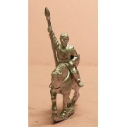 Light or Medium Cavalry, bare head, tunic & trousers, with lance or javelin