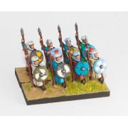 Arab: Spearmen at the ready