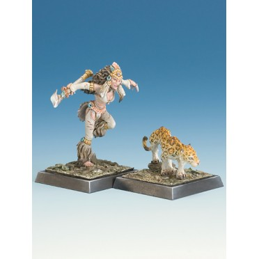 Freebooter's Fate - Tecuani and Onca