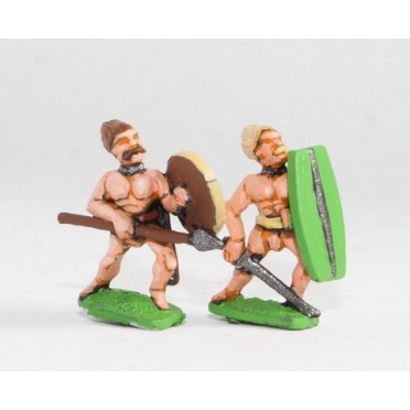 Ancient British / Gallic: Fanatics