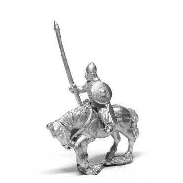 Khitan Liao: Heavy Cavalry with lance, javelin, bow & shield