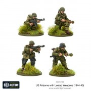 Bolt Action - US Airborne with Looted German Weapons