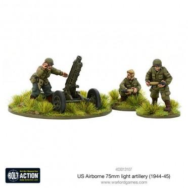 Bolt Action - US Airborne 75mm Light Artillery (1944-1945)