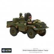 Bolt Action - US Airborne Cut Down Morris 15cwt Truck
