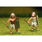 Later New Kingdom Egyptian: Heavy Axemen