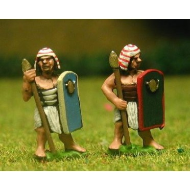 Later New Kingdom Egyptian: Heavy Spearmen