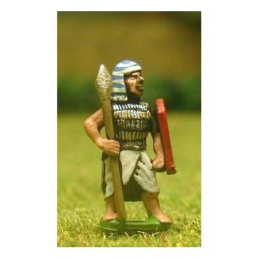 New Kingdom Egyptian: Medium spearman