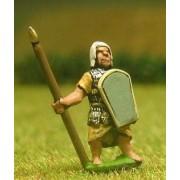 New Kingdom Egyptian: Heavy spearman