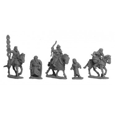 Parthian King Personality Pack