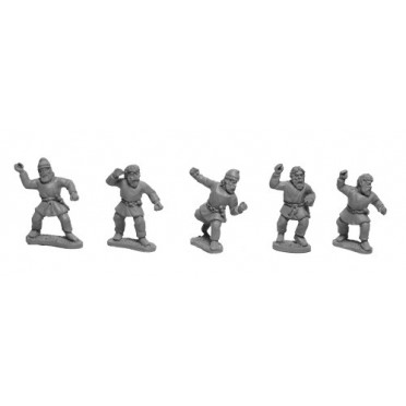 Armenian Hillmen with Javelins