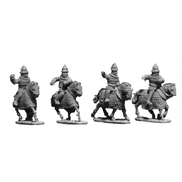 Parthian Cataphracts (2nd Century)
