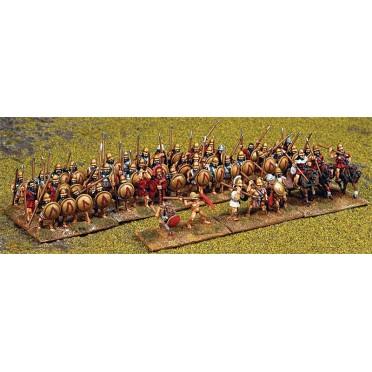 Spartan Army 450BC-275BC