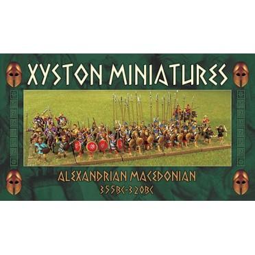 Alexandrian Macedonian 355BC-320BC