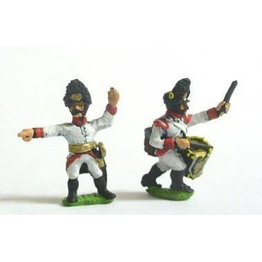 Command pack: German Grenadier Command, attacking