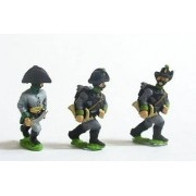 Command pack: Jager Officer & Hornist