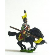Austrian Cavalry 1805-14: Lancer