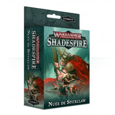 Age of Sigmar : Warhammer Underworld - Spiteclaw Swarm VF