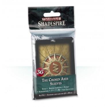Age of Sigmar : Warhammer Underworld - The Chosen Axes Sleeves