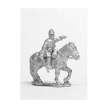Union or Confederate: Command: Mounted Infantry Officer in Kepi