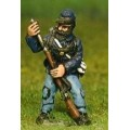 Union or Confederate: Infantry in Kepi & Tunic with Full Pack & Equipment: Loading 0