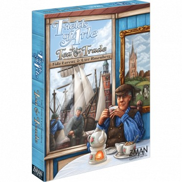 Fields of Arle - Tea and Trade Expansion