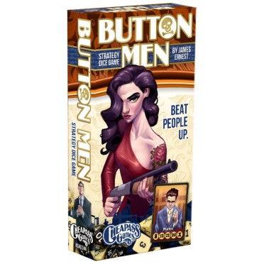 Button Men - Beat People Up