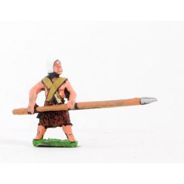 Sumerian: Spearman, spear forward