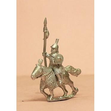 Byzantine: Kataphraktoi Extra Heavy Cavalry with lance, bow & shield