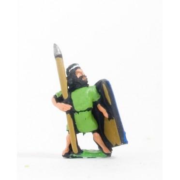 Chaldean or Neo Babylonian: Spearmen