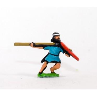 Chaldean or Neo Babylonian: Javelinmen