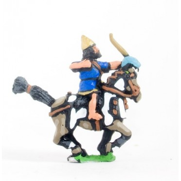 Chaldean or Neo Babylonian: Extra heavy cavalry with bow
