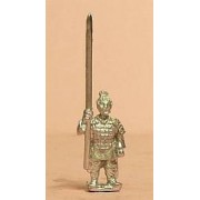 Chin Chinese: Heavy Infantry with long spear (shieldless)