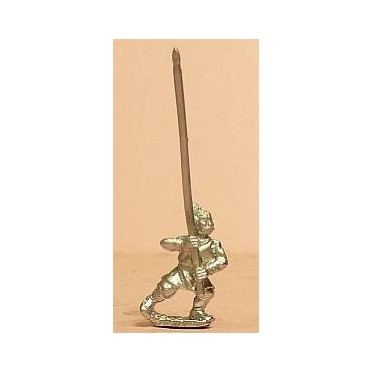 Chin Chinese: Light / Medium Infantry with long spear (shieldless)