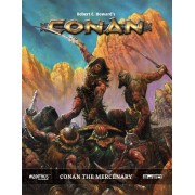 Conan - Conan The Mercenary