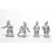 Chin Chinese: Artillerymen