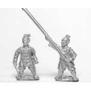 Chin Chinese: Command: Foot Officers and Standard Bearers