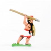 Sea Peoples: Pelset Medium Infantry with javelin & shield