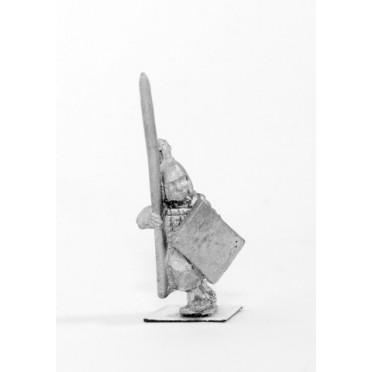 Shang or Chou Chinese: Heavy / Medium Spearmen advancing