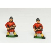Generic Chinese Infantry: Early Handgunners