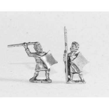 Caledonian & Pictish: Javelinmen