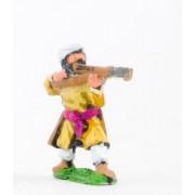 Arab crossbowmen, assorted poses