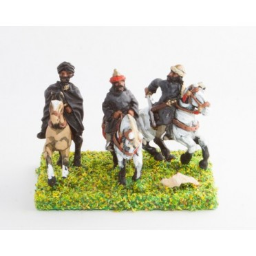 Command pack: Mounted Arab Officers, assorted poses