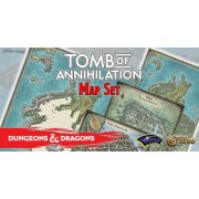 D&D - Tomb of Annihilation Map Set