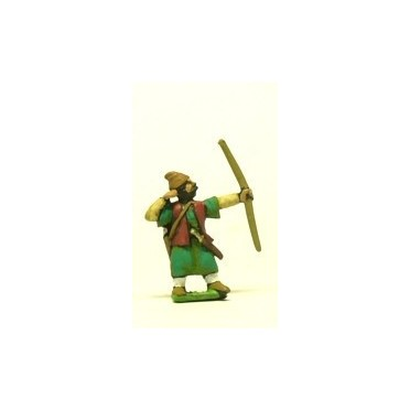 Cuman foot archer