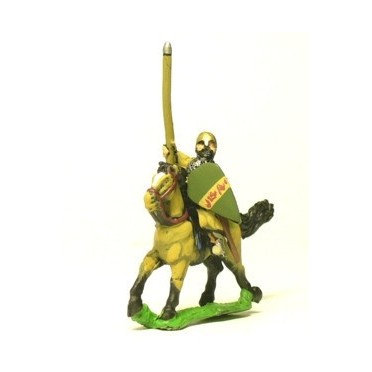 Mameluke Heavy Cavalry with Lance, Bow, and Shield