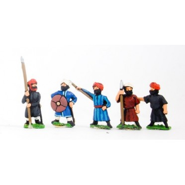 Arab Hordes, assorted figures and weapons