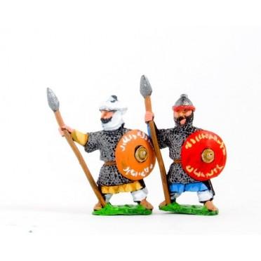 Middle Eastern Heavy Spearmen